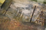 Collagraph plate