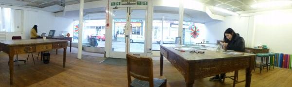 INTRA shop & workspace
