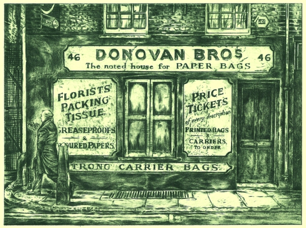 Donovan Bros Paper Bag Shop