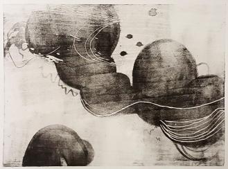 Mokulito print by Kasia Parker